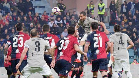 El Juventus y Kean, sin piedad