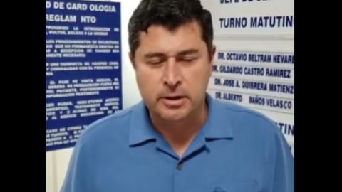 Alcalde pide disculpas en video a niña que tildó de obesa