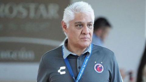 Mario Trejo está fuera del Veracruz