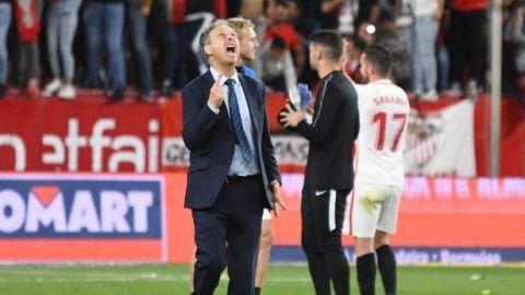Pedirán castigo por cánticos de muerte contra DT del Sevilla