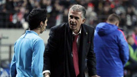 Queiroz acude a FIFA para demandar salario adeudado por Irán