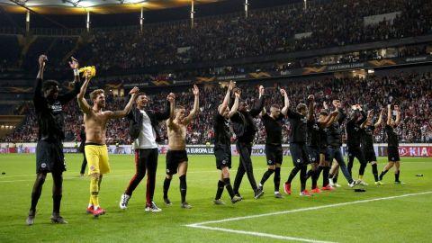 Así serán los cruces de Semifinales en la Europa League