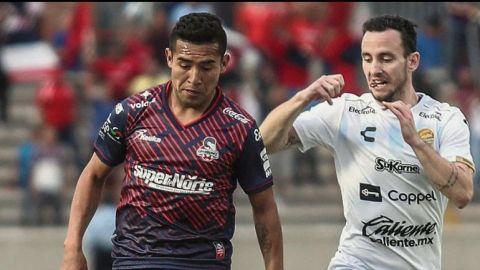 Quedan definidos duelos de Semifinales del Ascenso MX