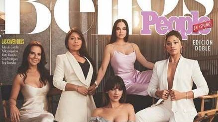"Yalitza, Eiza y Kate, entre las más bellas de la revista ""People"""