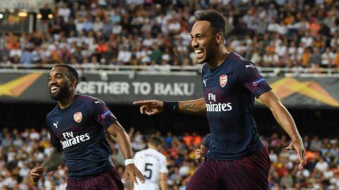 El Valencia no pudo remontar y el Arsenal avanza a la Final