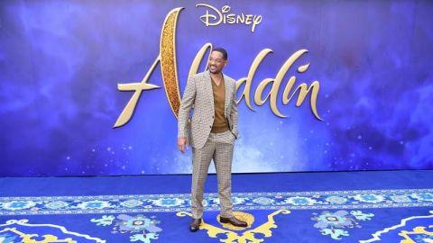 """Will Smith, sobre Aladdín: """"Es ridículo que una mujer no pueda ser sultana"""""""