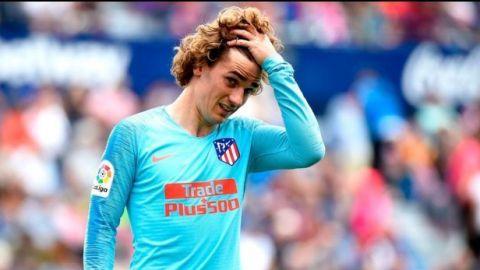 Atlético rescata empate ante el Levante en última fecha de la Liga española