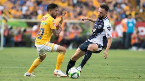 Tigres vence a Rayados y es el primer finalista del Clausura 2019
