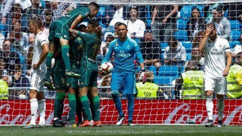 Con Guardado, Betis vence a Real Madrid en cierre de Liga española