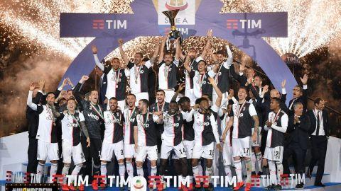 Juventus salva invicto en casa ante Atalanta