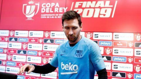 A Messi le gustaría que Valverde siguiera en el Barcelona