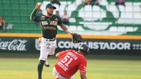 Cede Toros segundo de la serie en Yucatán