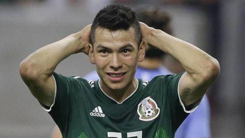 Oficial: 'Chucky' Lozano causa baja del Tri para la Copa Oro
