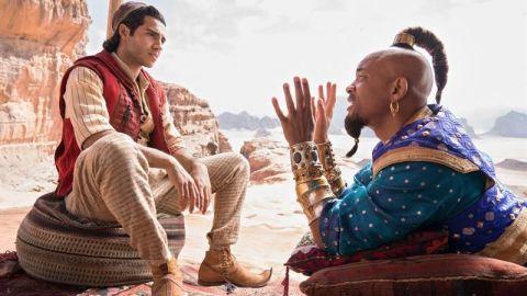 """Aladdin"" vuela alto en la taquilla estadounidense"