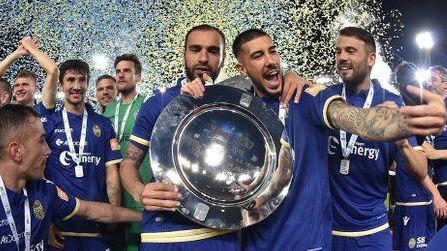 Verona asciende a la Serie A tras vencer a Citadella