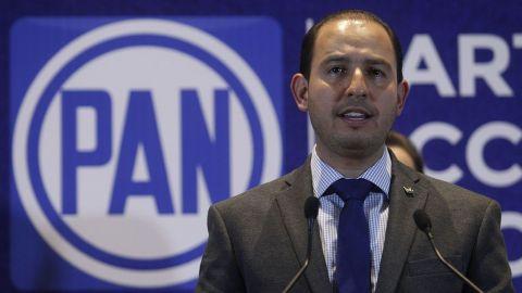 Persecución contra Robles y Ahumada parece venganza: Marko Cortés