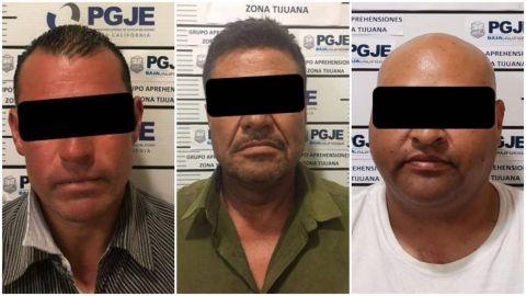 Tres detenidos por diferentes casos de violación