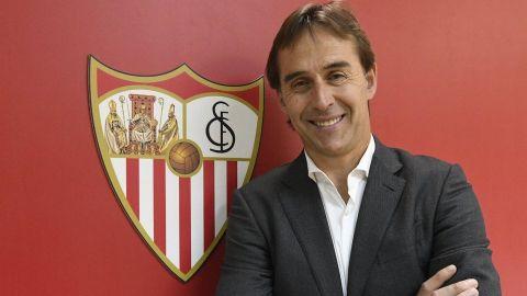 Lopetegui, nuevo técnico del Sevilla