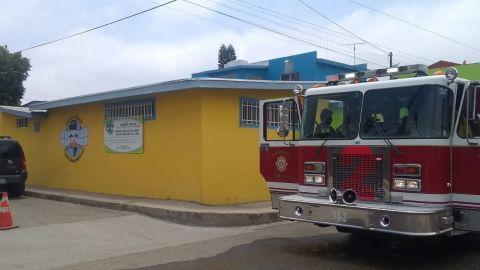 Controlan fuga de gas en Tijuana; evacúan a menores