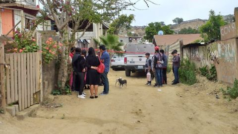 Ejecutan a una persona en la colonia San Bernardo en la delegación SAB