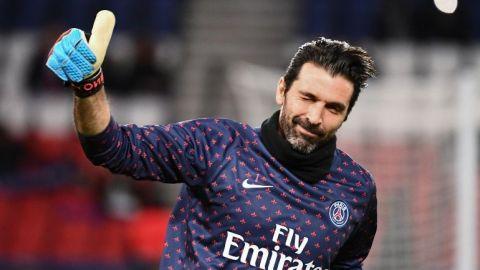 Gianluigi Buffon deja el París Saint-Germain