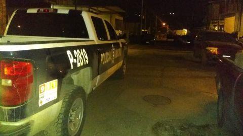Disparan a agentes municipales en Villas del Álamo