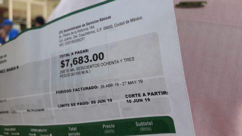 """Regresan"" recibos locos a Mexicali"