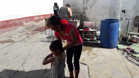Preocupa salud de migrantes ante clima de Mexicali