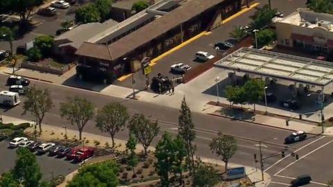 Disparos en motel causa pánico