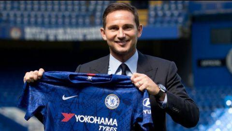 Frank Lampard vuelve al Chelsea pero como su entrenador