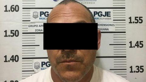 Detenido por homicidio en Tijuana