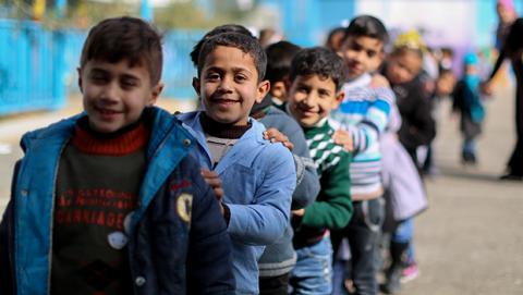 Niños migrantes no acompañados en aumento en BC