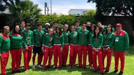 Regresan con un oro y dos bronces del NACAC 2019