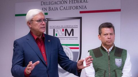 Trato humano a migrantes, pide Bonilla al INM