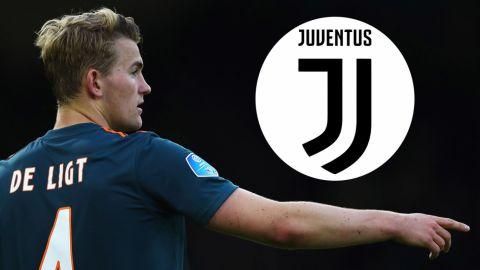 La Juventus cierra con Ajax el fichaje a De Ligt por 70 millones según prensa