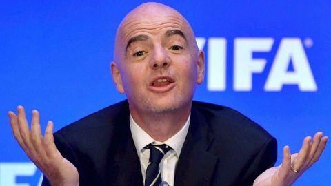 Infantino rechaza crítica de Blatter a reformas en África