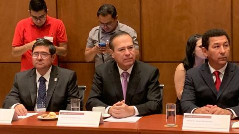 Recupera González Cruz más de 300 millones de pesos para Tijuana