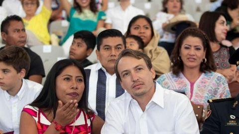 Yalitza Aparicio protagoniza la fiesta de la Guelaguetza en Oaxaca