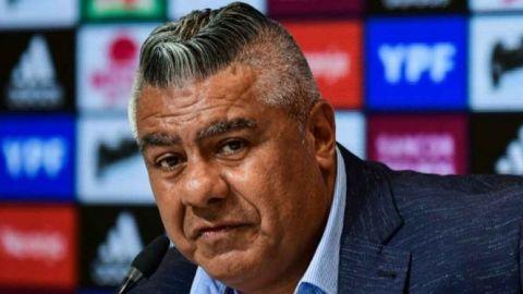 Conmebol destituye a Claudio Tapia por respaldar a Messi
