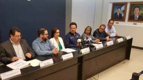 No es bueno mentir, le dice Gastélum a González Cruz