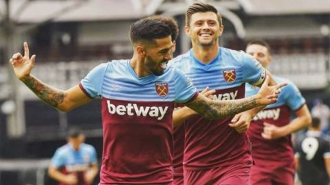 Golazo de Lanzini en victoria del West Ham