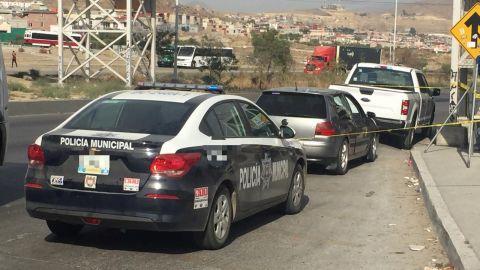 Dos sicarios detenidos por la Policía Municipal