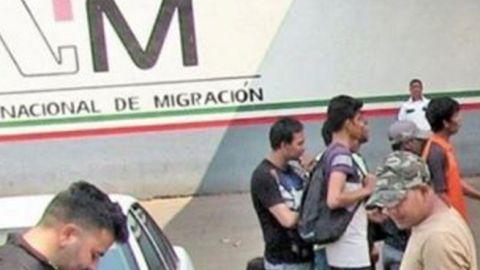 Migrantes amotinados en estación migratoria serán deportados: INM