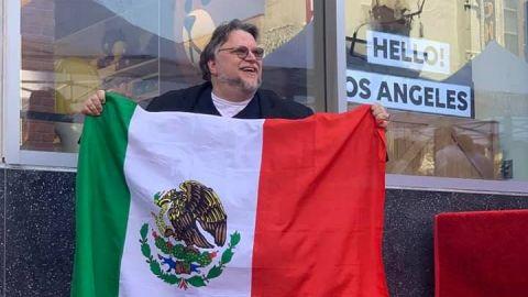 Guillermo del Toro ya tiene su estrella en  Hollywood