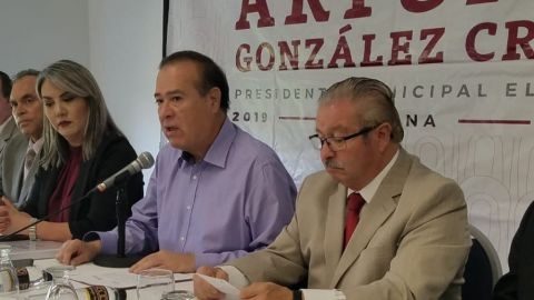 González Cruz no asistirá a citatorio de Gastélum