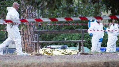 Asesinan a 'Diabolik', capo de los ultra del Lazio