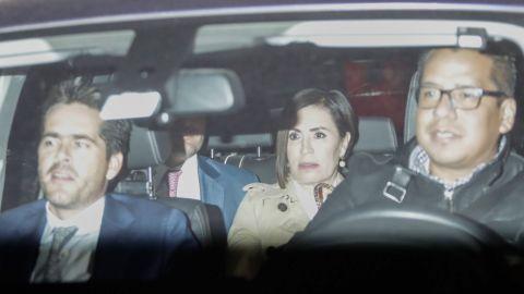 Las frases y declaraciones del caso Rosario Robles