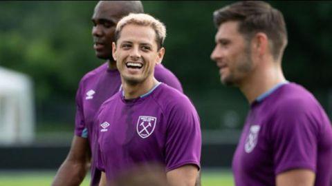West Ham y ''Chicharito'' debutan en la Premier League ante el campeón