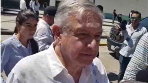 Anuncia AMLO en Zacatecas campaña nacional para la nutrición