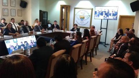 En austeridad, el tercer informe de  presidenta municipal de Playas de Rosarito